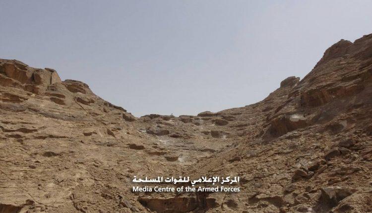 """اندلاع معارك عنيفة في جبهات صعدة وقوات الجيش الوطني تستكمل تحرير جبال """"الوسواس"""" بمديرية كتاف"""