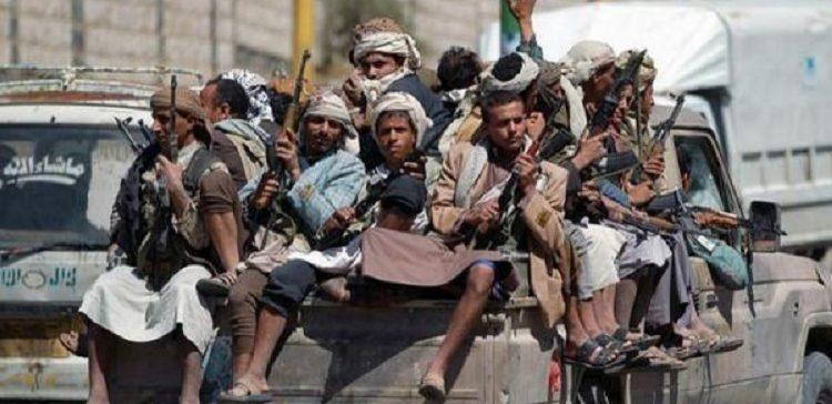مليشيا الحوثي تنهب 13 الف اسطوانة غاز على مواطنين في ذمار