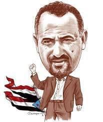 """هكذا تم """"شحنه"""" الى أبو ظبي.. الزبيدي يغادر عدن بطريقة مهينة"""