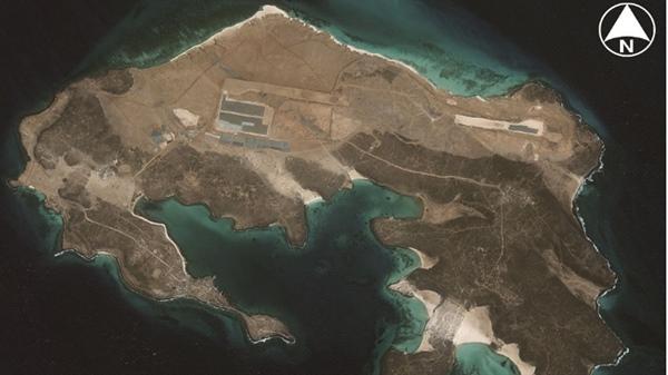 """انطلاقاً من جزيرة """"ميون"""".. هل فعلاً بدأت عملية """"مواجهة"""" الاطماع الاماراتية في اليمن؟!!"""