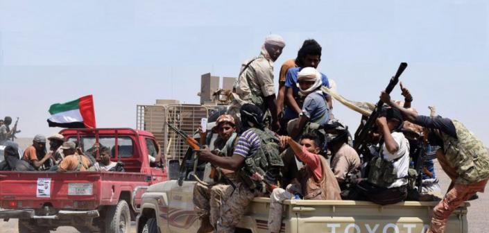 طالب بتقديمهم للعدالة.. الميسري يطالب قائد التحالف العربي بضبط مقتحمي معسكر الأمن الخاص في الخوخة