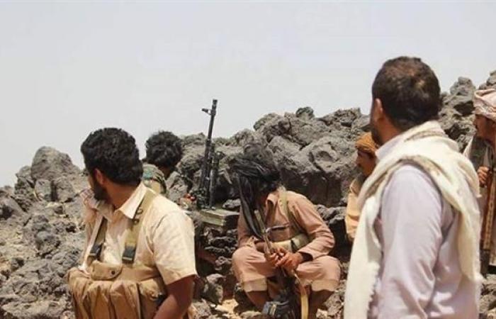 المقاومة الشعبية في محافظة البيضاء تشن هجوما على مواقع المليشيات في مديرية ذي ناعم