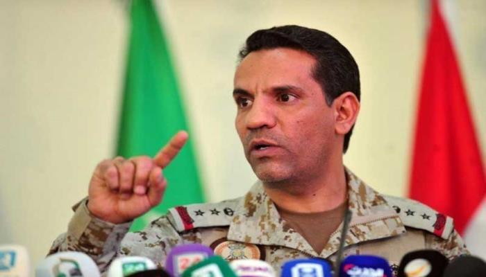 التحالف العربي يحذر من المساس بأمن محافظة مأرب