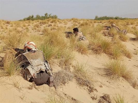 مصرع أكثر من 20 حوثيا في معارك مع قوات الجيش استمرت 6 ساعات في المصلوب بالجوف