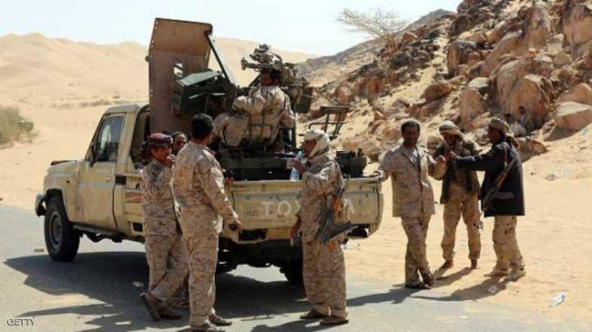 قوات الجيش الوطني تتقدم في جبهة الكدحة غرب تعز وتسيطر على مواقع جديدة