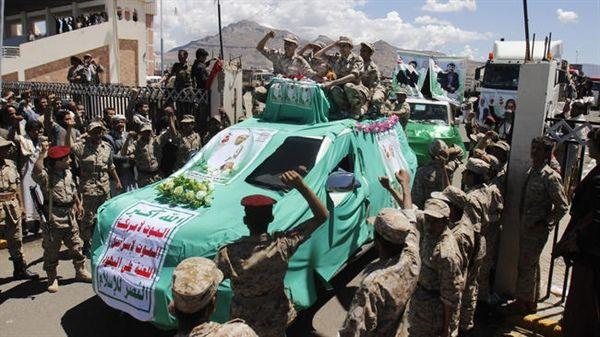 عائلات في صنعاء تستقبل ضحايا جدد من ابناءها الذين قتلوا في صفوف الحوثيين