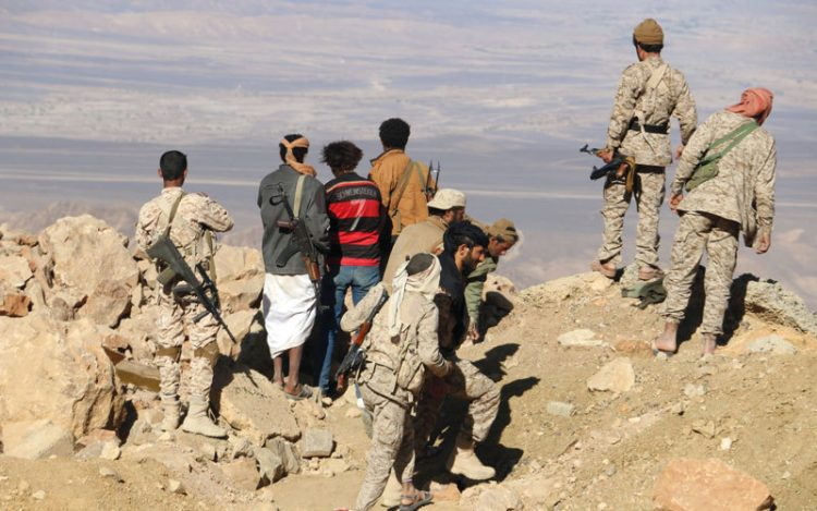قوات الجيش تسيطر على مرتفعات استراتيجية في جبهة قانية بالبيضاء