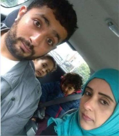 محكمة بريطانية تحكم بالسجن المؤبد على يمني قتل زوجته واطفاله (صورة)