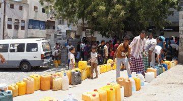 البنك الدولي يتوقع ارتفاع نسبة الفقر في اليمن خلال العام الجاري إلى 75 % في ضل تدهور الاقتصاد