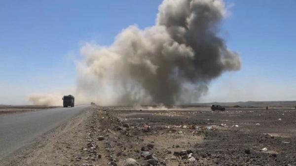 طيران التحالف العربي يشن 5 غارات على معسكر تابع للمليشيات في أرحب شمال صنعاء
