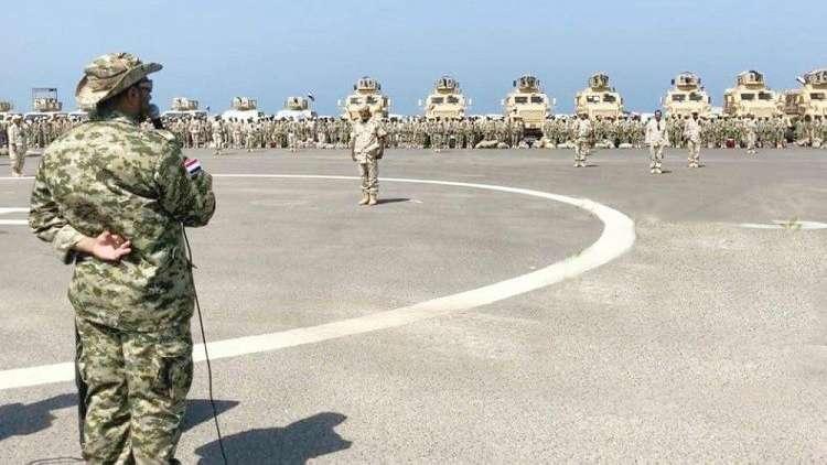 ترحيل المئات من جنود طارق من جبهة الساحل الغربي بسبب بيعهم لأسلحتهم ومحاولتهم الفرار