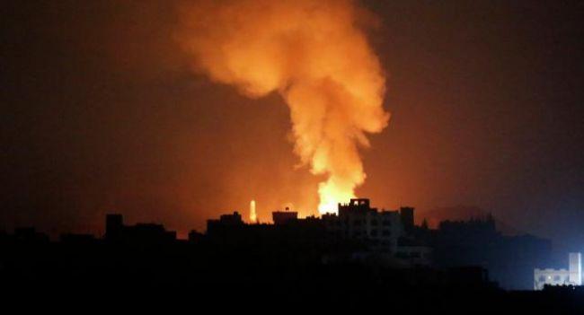طيران التحالف العربي يعاود استهداف مواقع مليشيا الحوثي في صنعاء