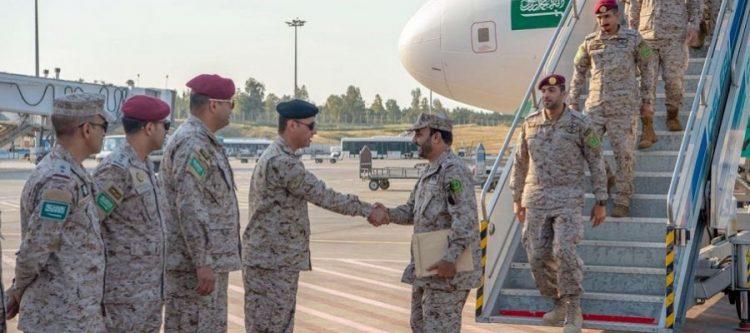 وصول قوات سعودية إلى تركيا للمشاركة في تدريب عسكري مشترك