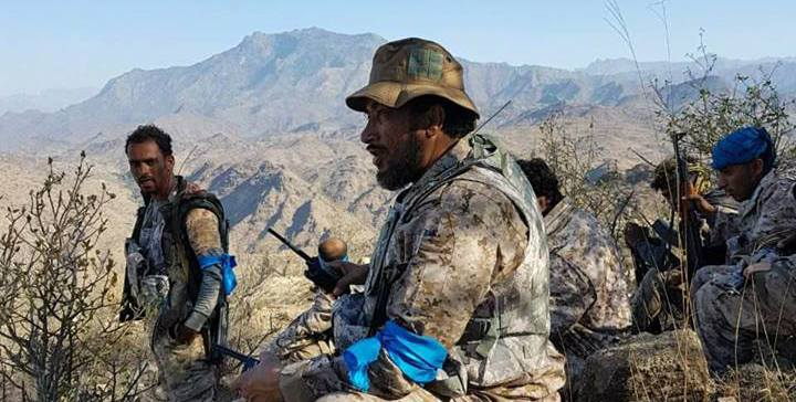قوات الجيش الوطني تعلن محاصرة صعدة من 5 جهات
