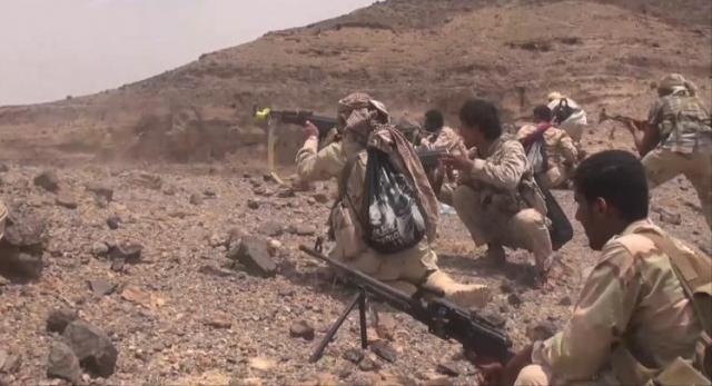 قوات الجيش الوطني تحبط محاولة تسلل لمليشيا الحوثي في كتاف صعدة