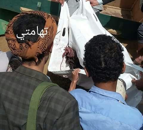 """بينهم قيادات عسكرية.. مليشيات الحوثي تدفن أكثر من """"100"""" قتيل لقوا في غارات لطيران التحالف"""
