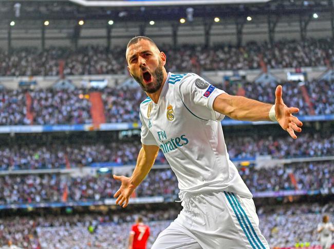 للمرة الثالثة على التوالي .. ريال مدريد في نهائي دوري ابطال اوروبا