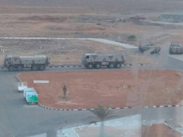 قوات إماراتية تتمركز في ميناء سقطرى بعد تمركزها في المطار وطرد القوات اليمنية المرابطة فيها
