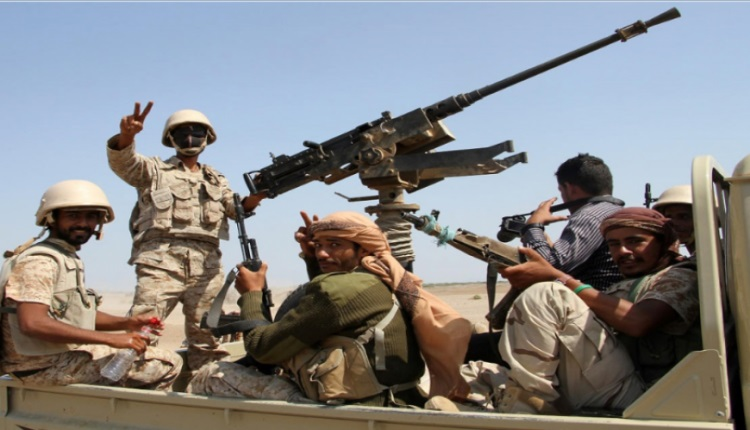 الجيش الوطني يحرر مواقع جديدة في جبهة باقم شمال صعدة