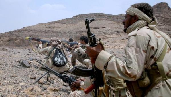 قوات الجيش الوطني تسيطر على مواقع جديدة في جبهة البقع بمحافظة صعدة