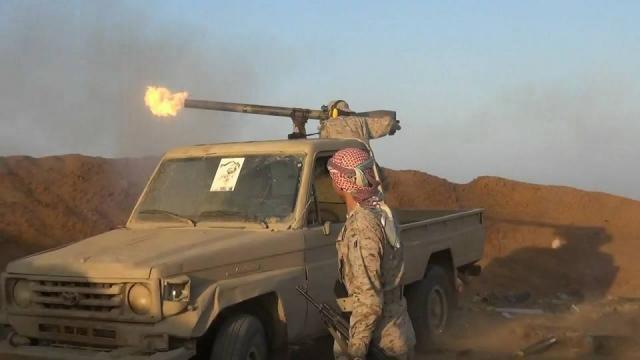 قوات الجيش الوطني تسيطر على مواقع جديدة وتتقدم باتجاه مدينة صعدة