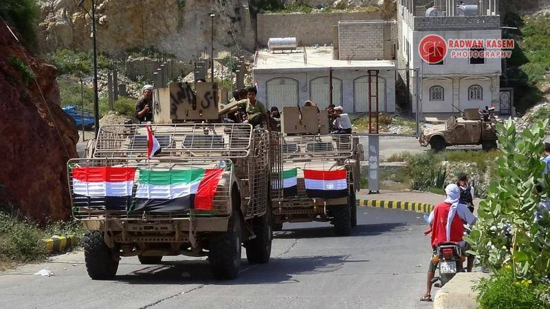 الحكومة تعلن انها ستكاشف الشعب اليمني والعالم بحقيقة ما تقوم به الامارات في هذه الحالة!