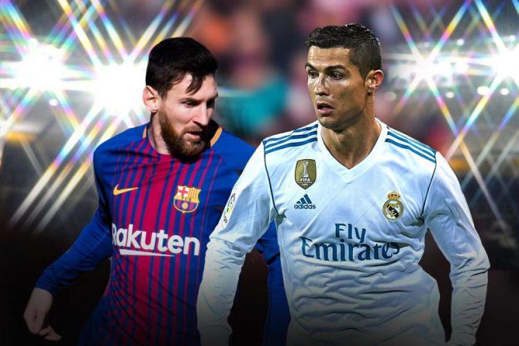 تشكيلة الكلاسيكو بين برشلونة وريال مدريد