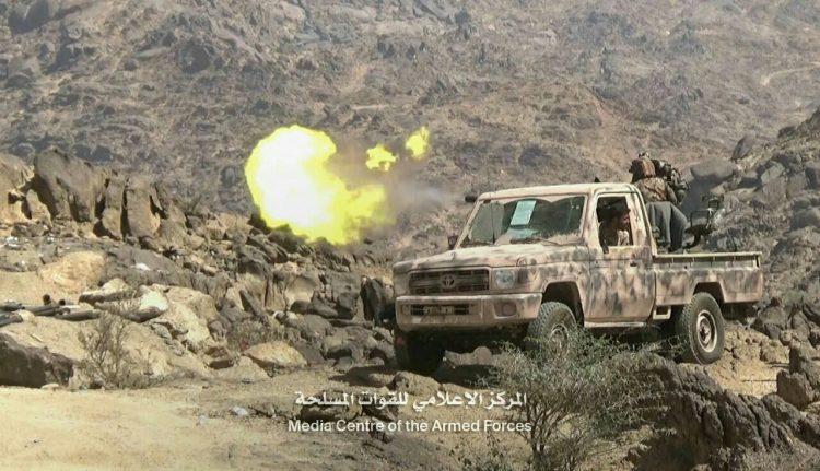 قوات الجيش الوطني تحرر مناطق جديدة بين قانية ومديرية السوادية بالبيضاء