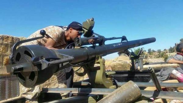 قوات الجيش الوطني تحبط هجوما لمليشيا الحوثي في الصلو