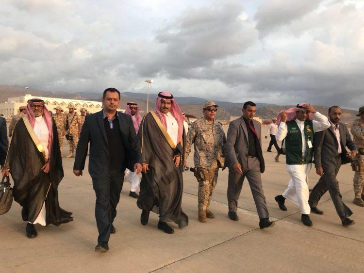 السفير آل جابر.. برنامج اعمار اليمن سيبدأ من سقطرى