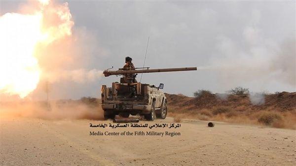 قوات الجيش الوطني تتقدم في حرض وتسيطر على مواقع جديدة