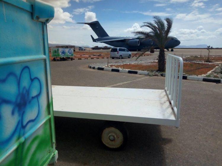قبل قليل.. شاهد بالصور.. القوات الاماراتية تغادر جزيرة سقطرى