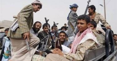 مليشيا الحوثي تقتل شاب وتصيب والده في مديرية مجز بمحافظة صعده