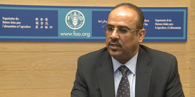 """وزير الداخلية """"الميسري"""" يتوجه الى الرياض لمناقشة الترتيبات الأمنية في المحافظات المحررة"""