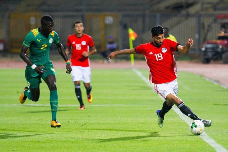 المنتخب المصري الشاب يودع تصفيات بطولة أمم افريقيا