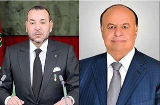 المغرب يؤكد وقوفه مع الحكومة الشرعية لصون سيادتها الوطنية