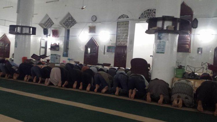 بالصورة.. هكذا أصبحت مساجد صنعاء في عهد الحوثيين