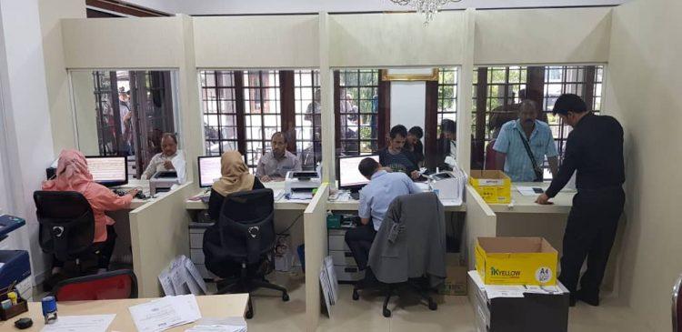 جهود كبيرة تبذلها سفارة اليمن في ماليزيا لتصحيح اوضاع المخالفين من المقيمين