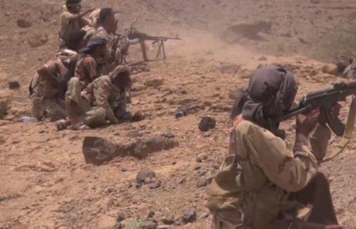 قوات الجيش الوطني تحبط محاولة تسلل لمليشيا الحوثي في صرواح بمحافظة مأرب