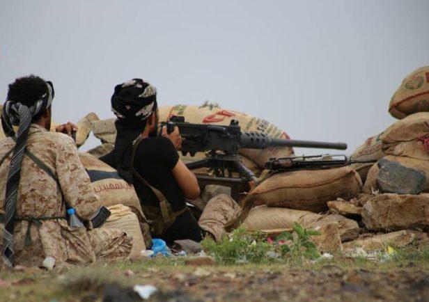 قوات الجيش الوطني تسيطر على أجزاء واسعة من حراز ووادي الجسر في جبهة مقبنة بتعز