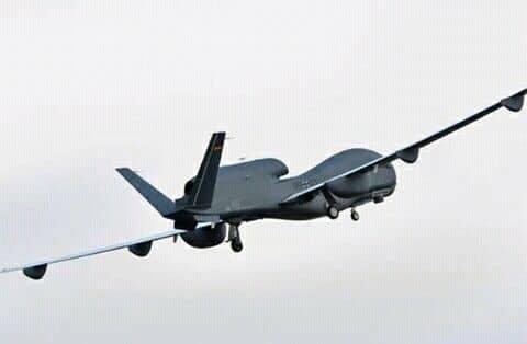 """طائرات بدون طيار """"مجهولة المصدر"""" تقصف مواقع في الحدود السورية العراقية"""