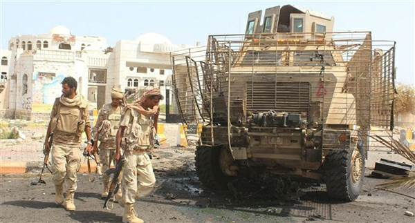 مسلحون يغتالون قائد قوات التدخل السريع التابع لقوات الحزام الأمني في أبين