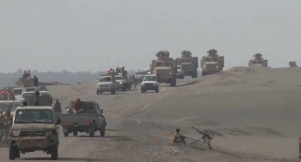 مصادر: استعدادات كبيرة لاقتحام الحديدة والحوثيون يتبادلون الاتهام بالخيانة