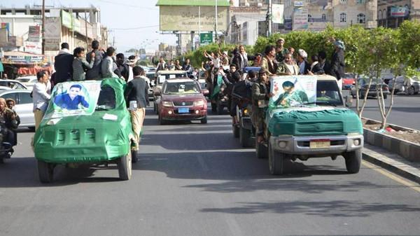 الكشف عن مقتل قيادي حوثي بارز في صنعاء بغارة جوية الاربعاء الماضي