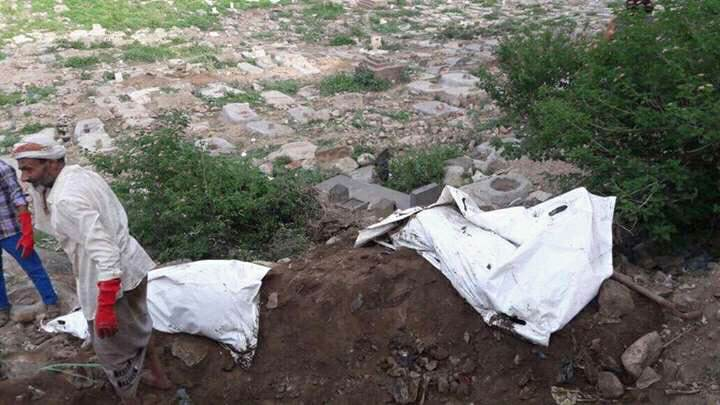 بعد اكتشاف العديد من جثث الجيش الوطني في مقبرة تحت سيطرة جماعة ابو العباس مطالبات بتشكيل لجنة رأسية للتحقيق