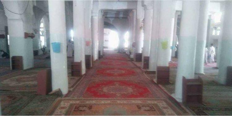 بسبب الحوثيين.. الغاء صلاة الجمعة في أحد جوامع مدينة اب