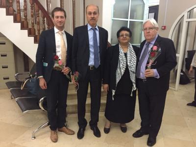 الحوثيون يمنعون لقاء المبعوث الأممي مع قيادات حزب المؤتمر في صنعاء