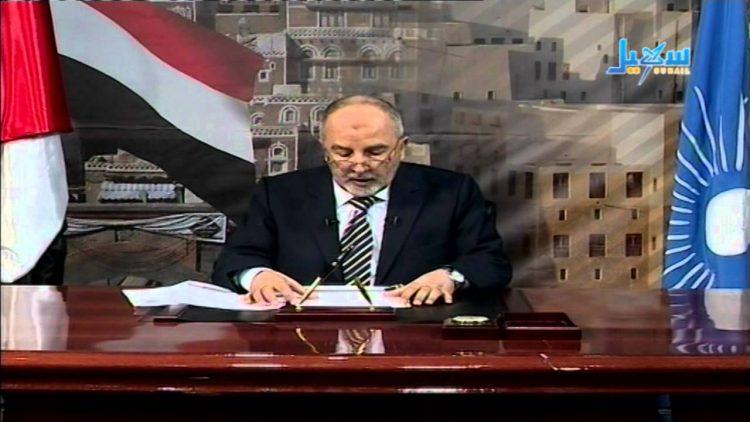 """محمد اليدومي: دعوة الحوثي """"محمد البخيتي"""" لحزب الإصلاح كلام لا يستحق أن يجاب عليه"""