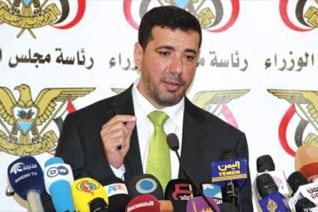 المتحدث باسم الحكومة: مليشيا الحوثي نهبت 864 مليار ريال العام الماضي
