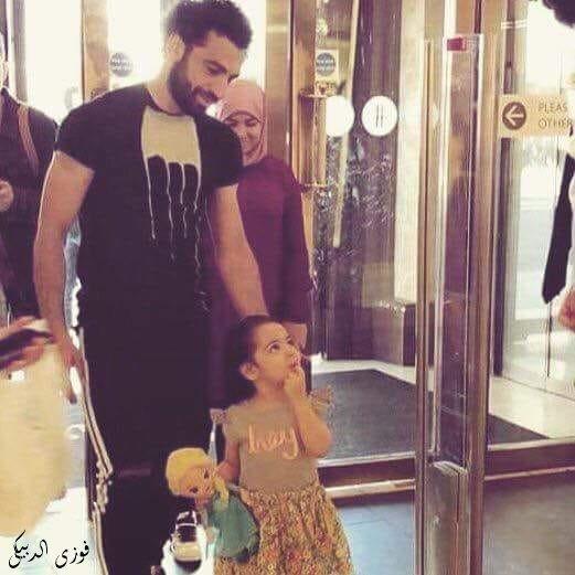 محمد صلاح يصل القاهرة استعداداً للمشاركة في كأس العالم